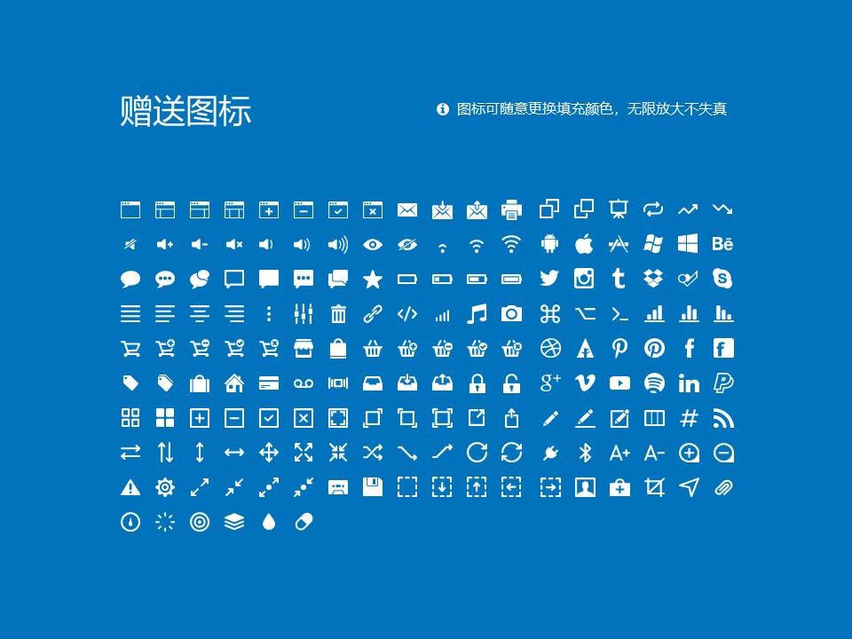 山东化工职业学院PPT模板下载_幻灯片预览图33