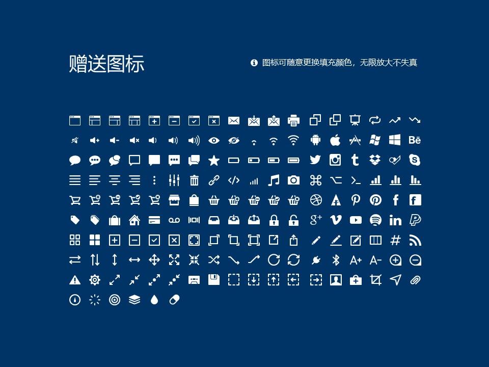 山东大王职业学院PPT模板下载_幻灯片预览图33