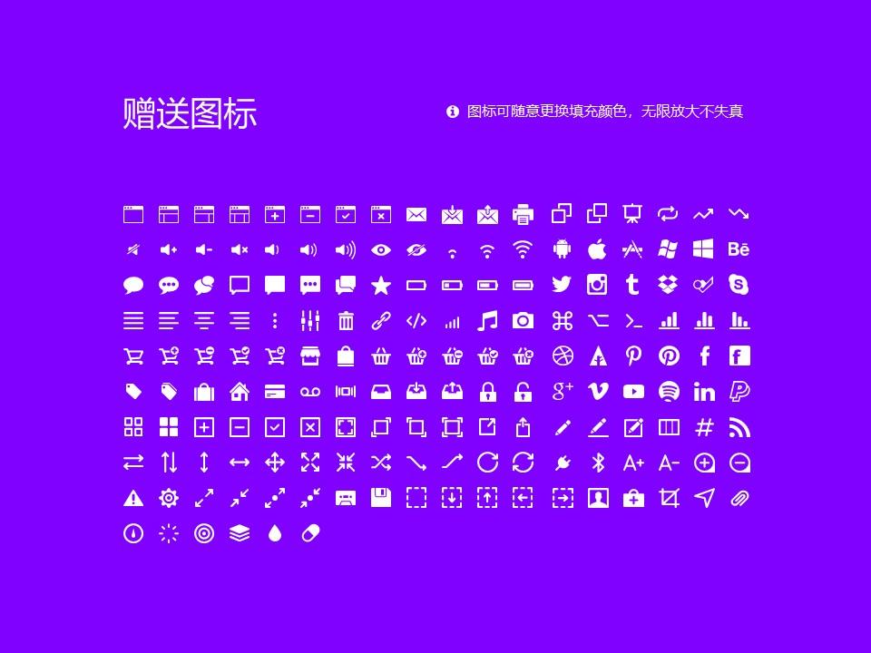 潍坊护理职业学院PPT模板下载_幻灯片预览图33