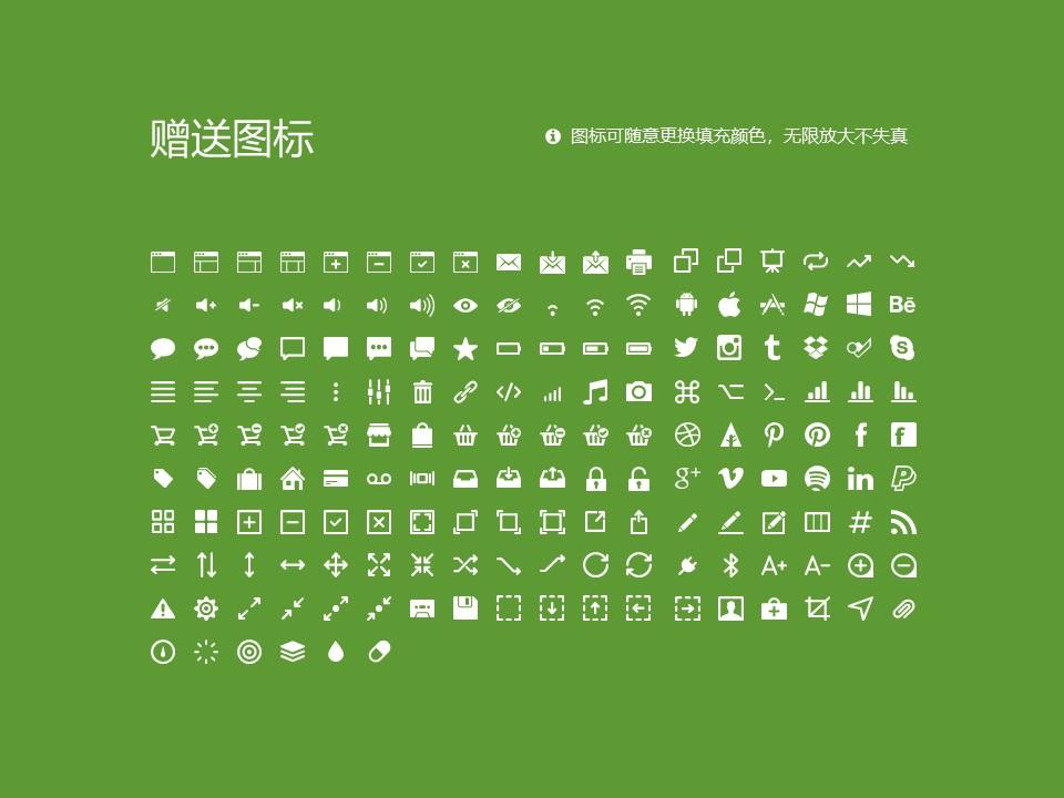 山东中医药高等专科学校PPT模板下载_幻灯片预览图33