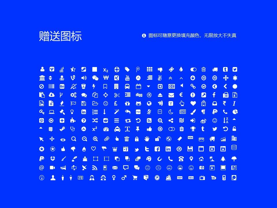 滇西科技师范学院PPT模板下载_幻灯片预览图36