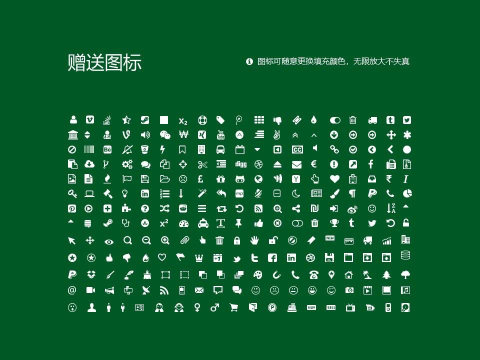 湖南外国语职业学院PPT模板下载_幻灯片预览图36