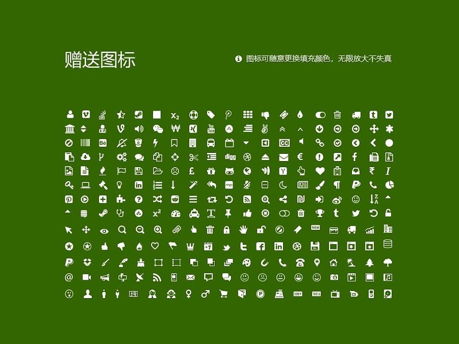 西南林业大学PPT模板下载_幻灯片预览图35