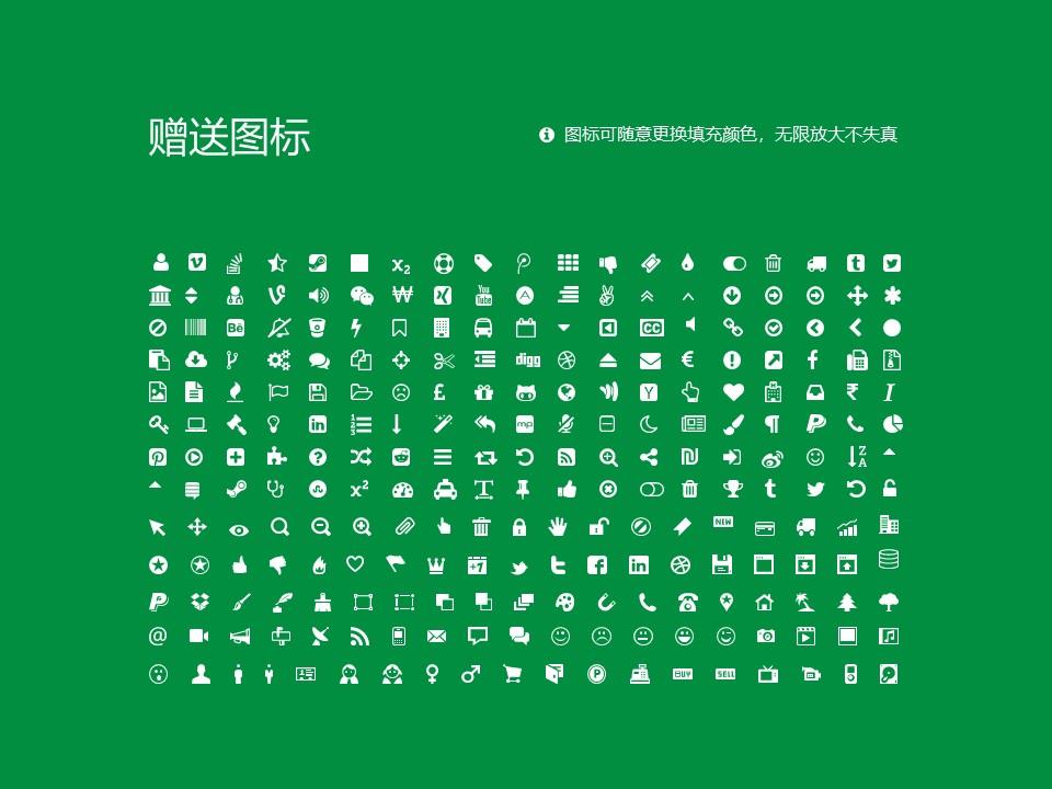 云南旅游职业学院PPT模板下载_幻灯片预览图36