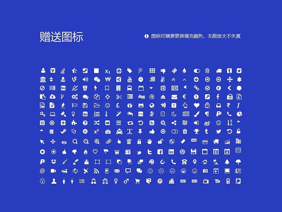 湖南网络工程职业学院PPT模板下载_幻灯片预览图36