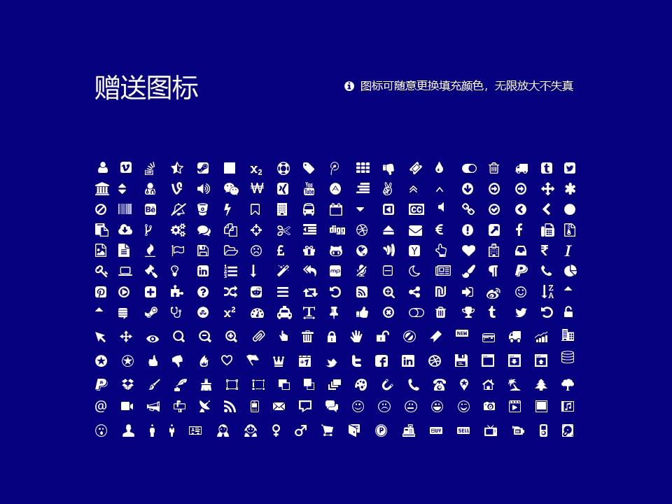 山东华宇职业技术学院PPT模板下载_幻灯片预览图36