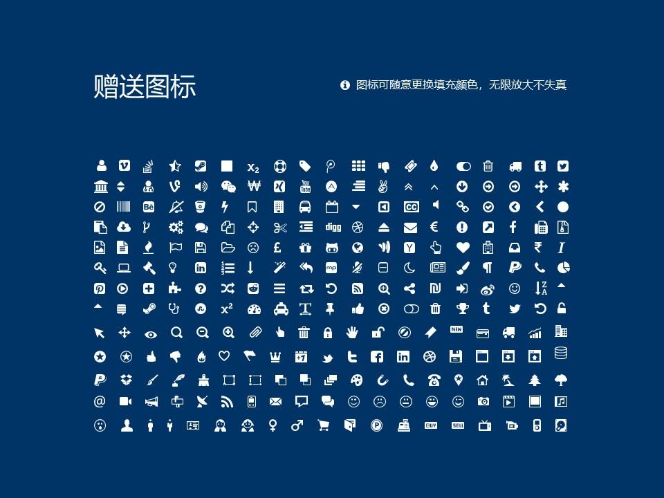 山东大王职业学院PPT模板下载_幻灯片预览图36