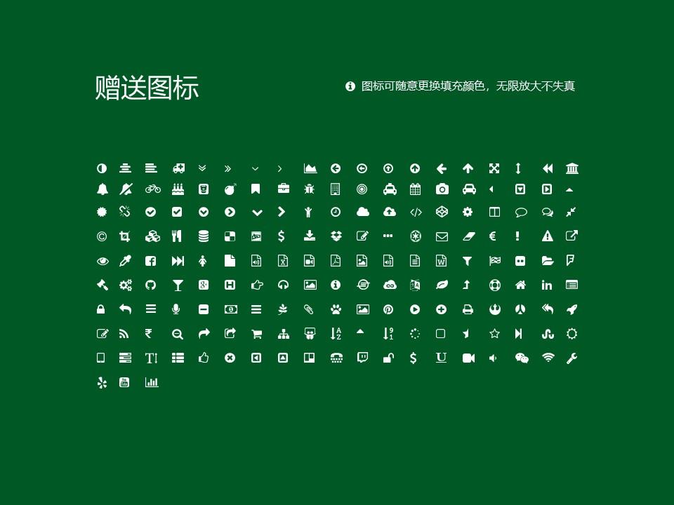 湖南外国语职业学院PPT模板下载_幻灯片预览图35
