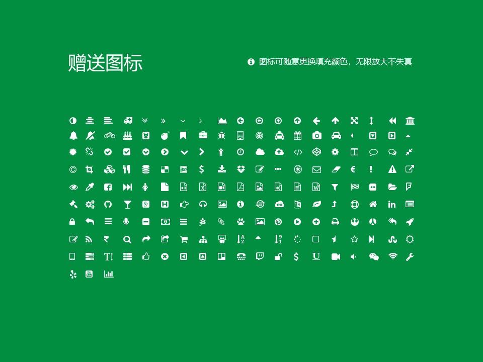云南旅游职业学院PPT模板下载_幻灯片预览图35