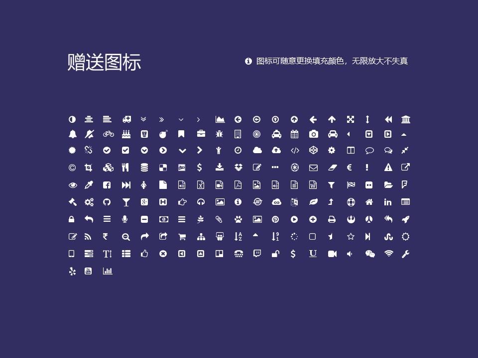 云南现代职业技术学院PPT模板下载_幻灯片预览图35