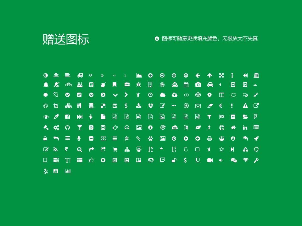 重庆医药高等专科学校PPT模板_幻灯片预览图35