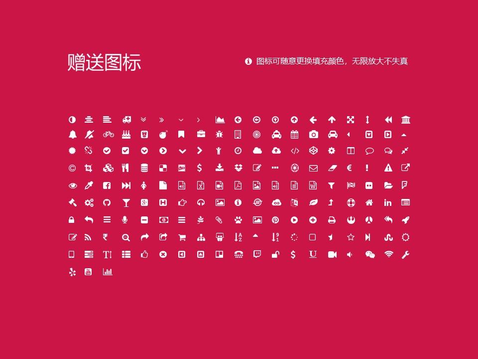 潍坊工程职业学院PPT模板下载_幻灯片预览图35
