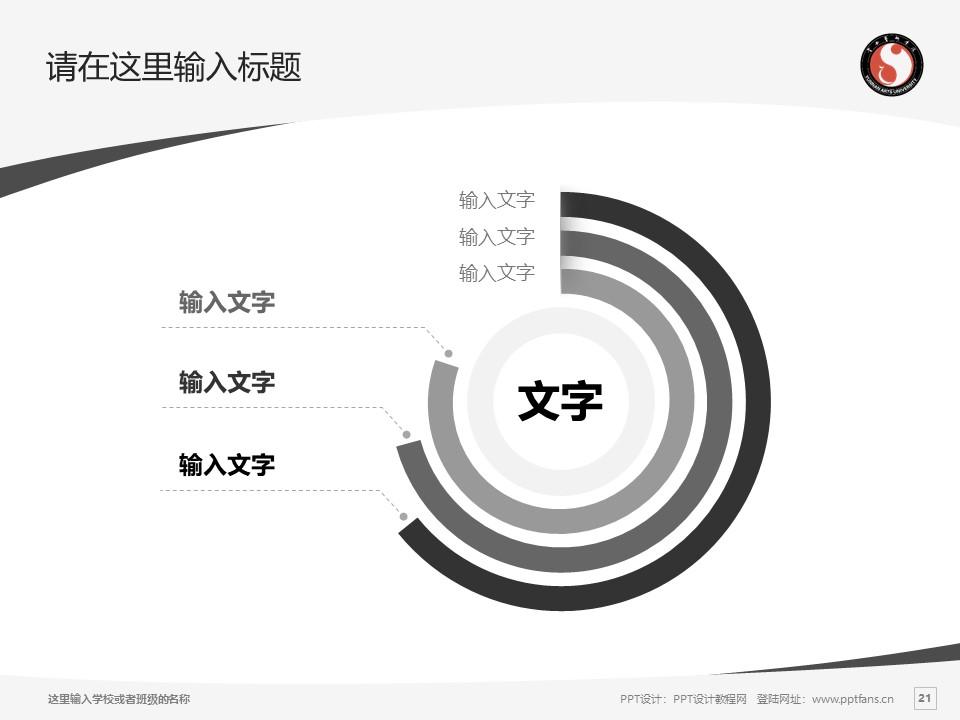 云南艺术学院PPT模板下载_幻灯片预览图21