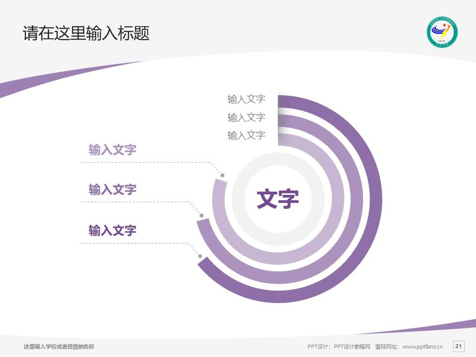 宜春学院PPT模板下载_幻灯片预览图21