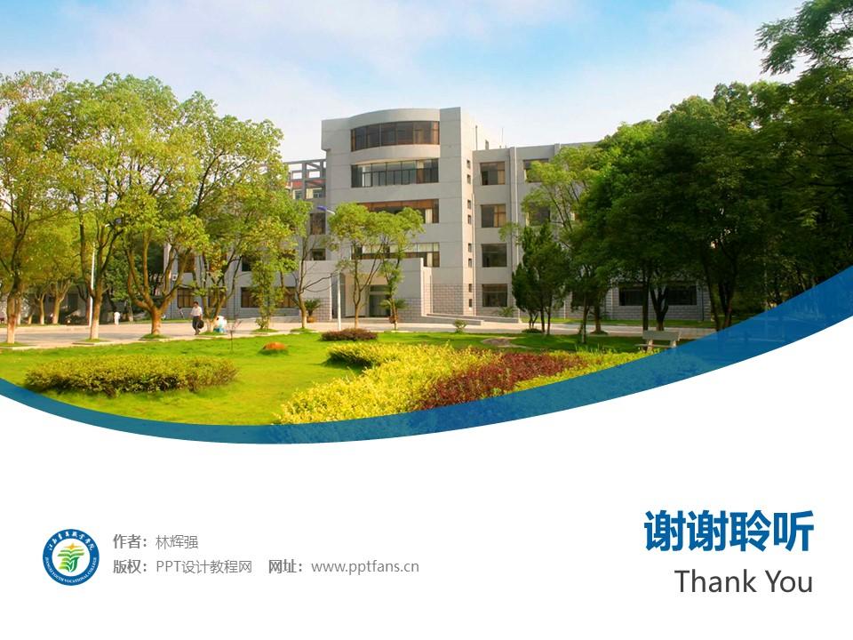 江西青年职业学院PPT模板下载_幻灯片预览图32