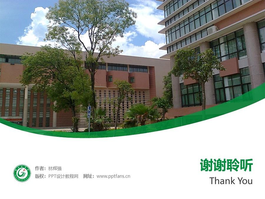 赣南医学院PPT模板下载_幻灯片预览图32