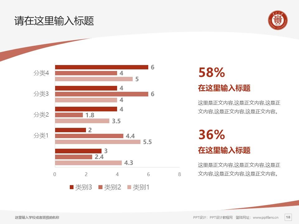 贵州大学PPT模板_幻灯片预览图18