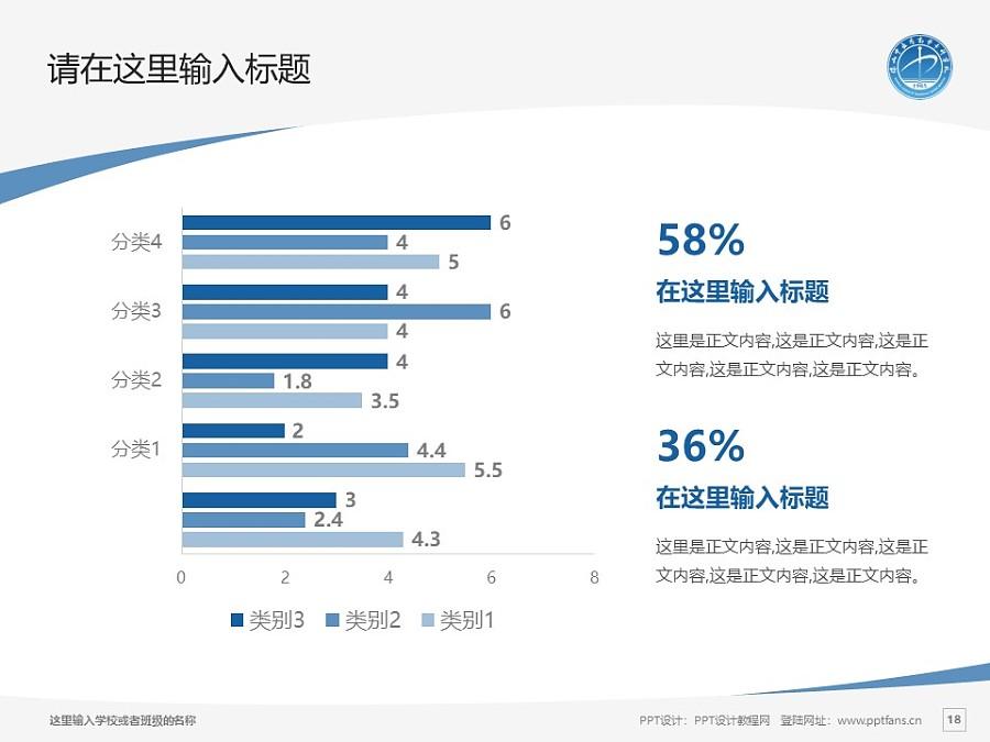 保山中医药高等专科学校PPT模板下载_幻灯片预览图18