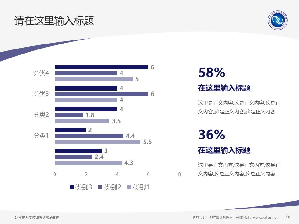 云南机电职业技术学院PPT模板下载_幻灯片预览图18