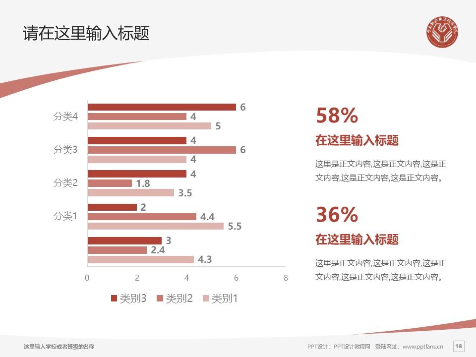 云南能源职业技术学院PPT模板下载_幻灯片预览图18