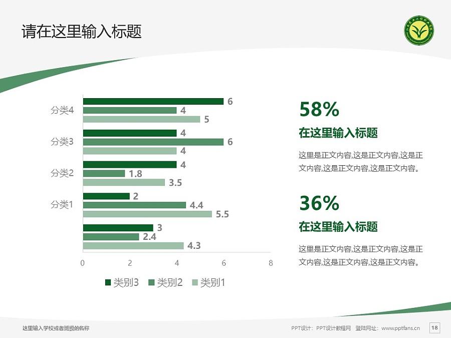 江西农业工程职业学院PPT模板下载_幻灯片预览图18