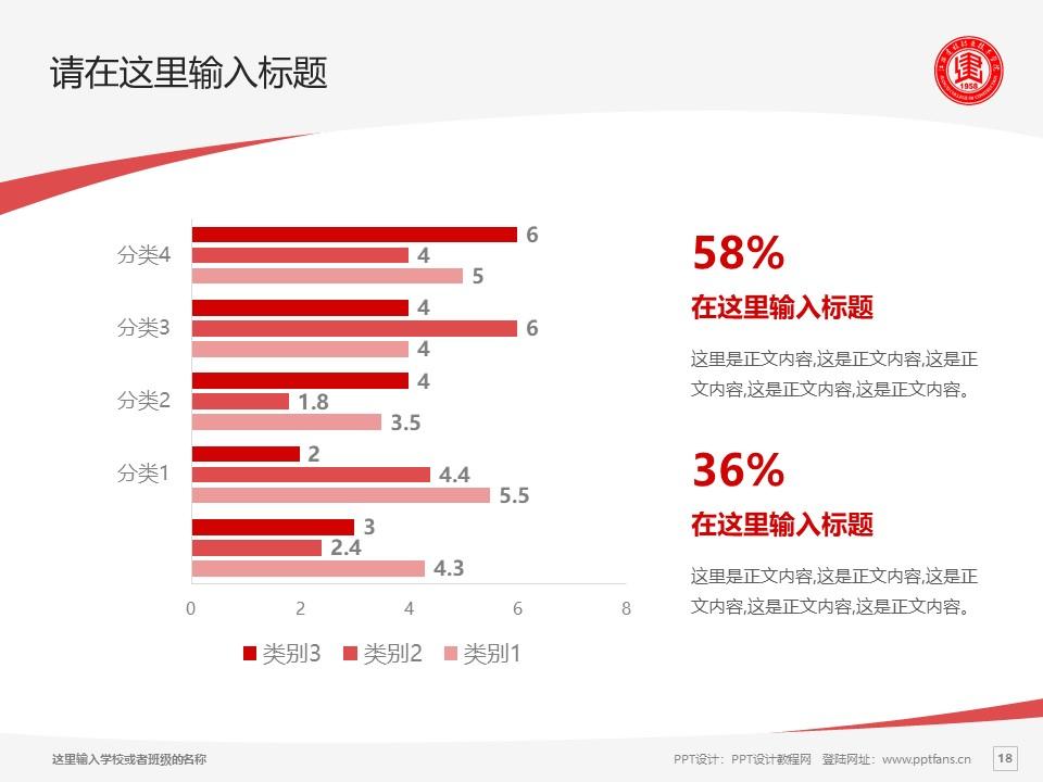 江西建设职业技术学院PPT模板下载_幻灯片预览图18