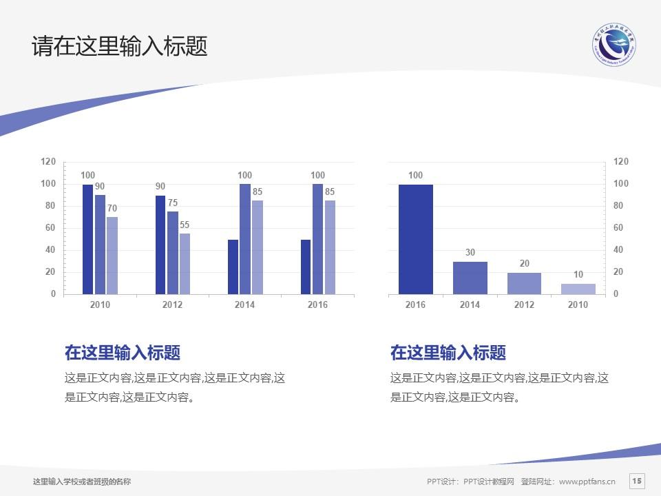 贵州轻工职业技术学院PPT模板_幻灯片预览图15