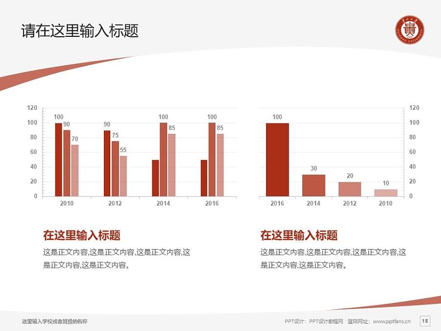 贵州大学PPT模板下载_幻灯片预览图15