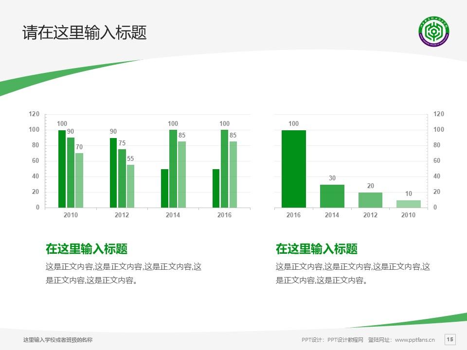 江西制造职业技术学院PPT模板下载_幻灯片预览图15