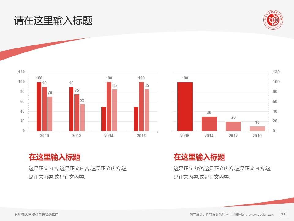 江西工业职业技术学院PPT模板下载_幻灯片预览图15