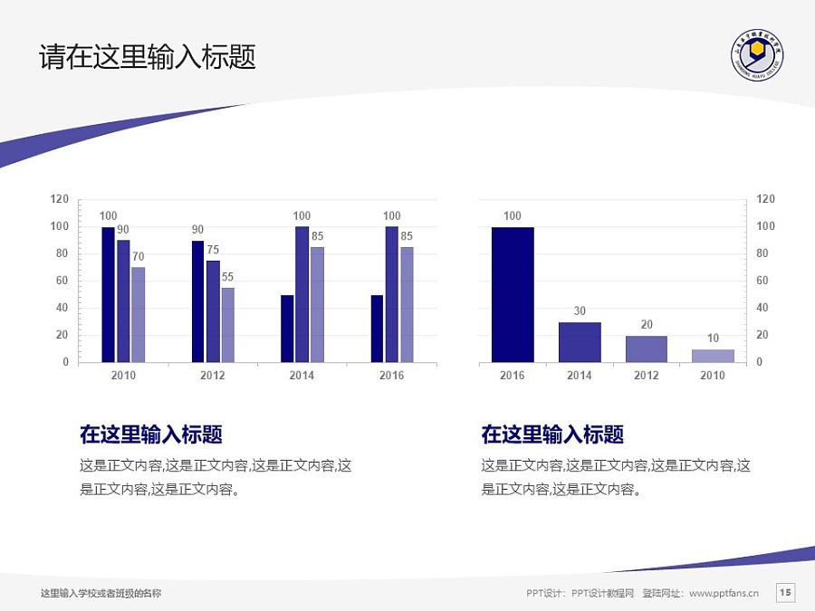 山东华宇职业技术学院PPT模板下载_幻灯片预览图15