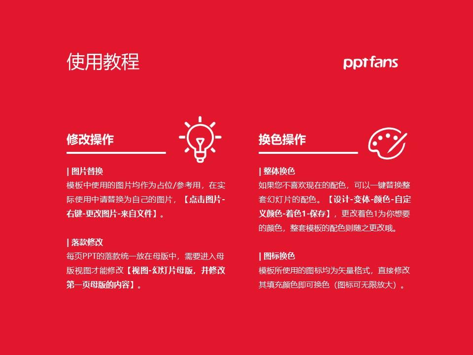 湖南工艺美术职业学院PPT模板下载_幻灯片预览图37