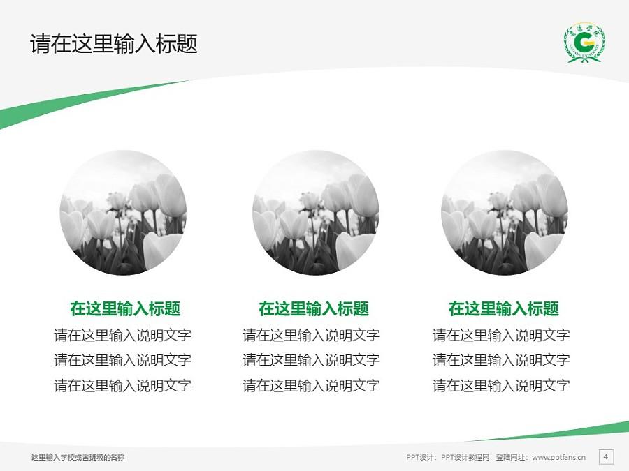 贵阳学院PPT模板_幻灯片预览图4