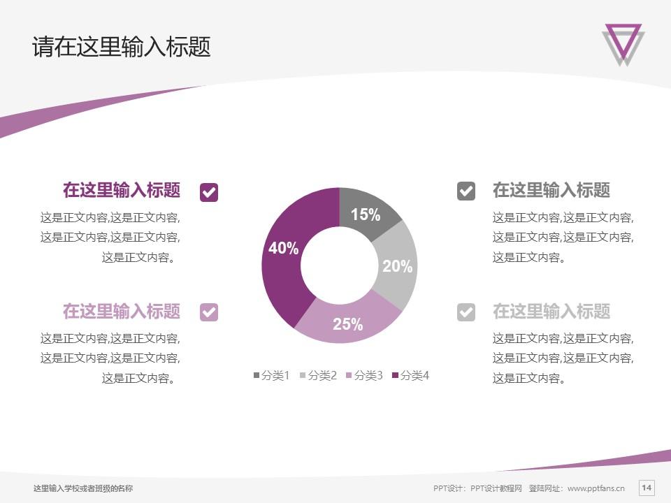 云南师范大学PPT模板下载_幻灯片预览图14