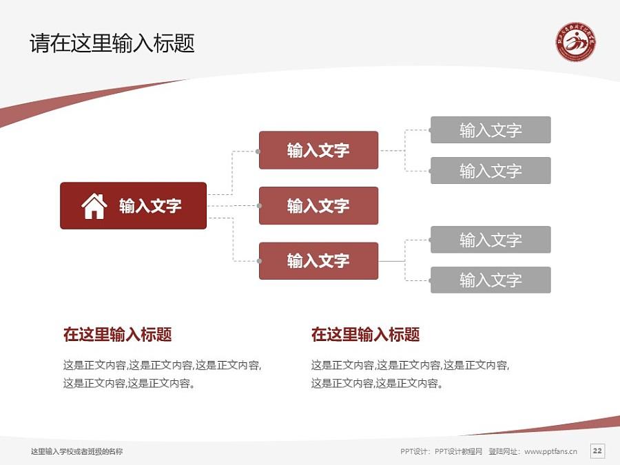 黔西南民族职业技术学院PPT模板_幻灯片预览图22