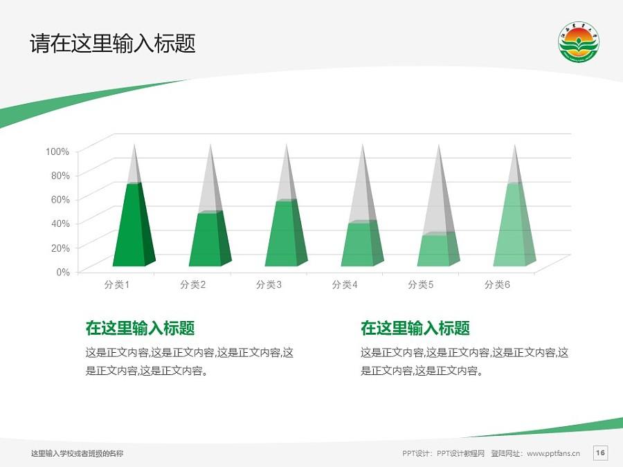 江西农业大学PPT模板下载_幻灯片预览图16
