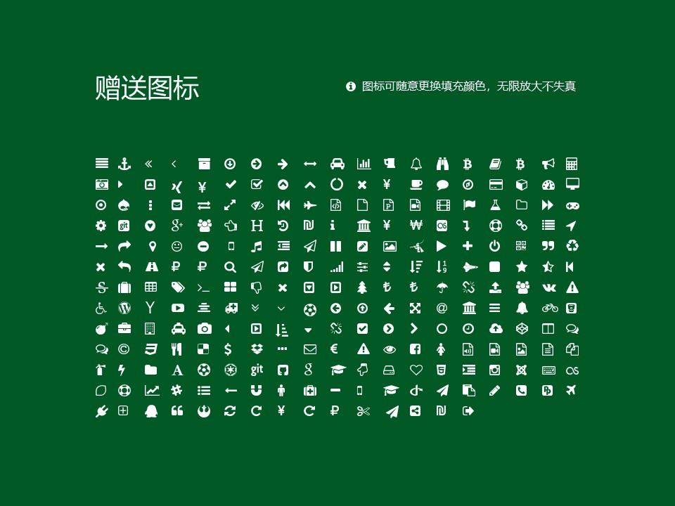 湖南外国语职业学院PPT模板下载_幻灯片预览图34