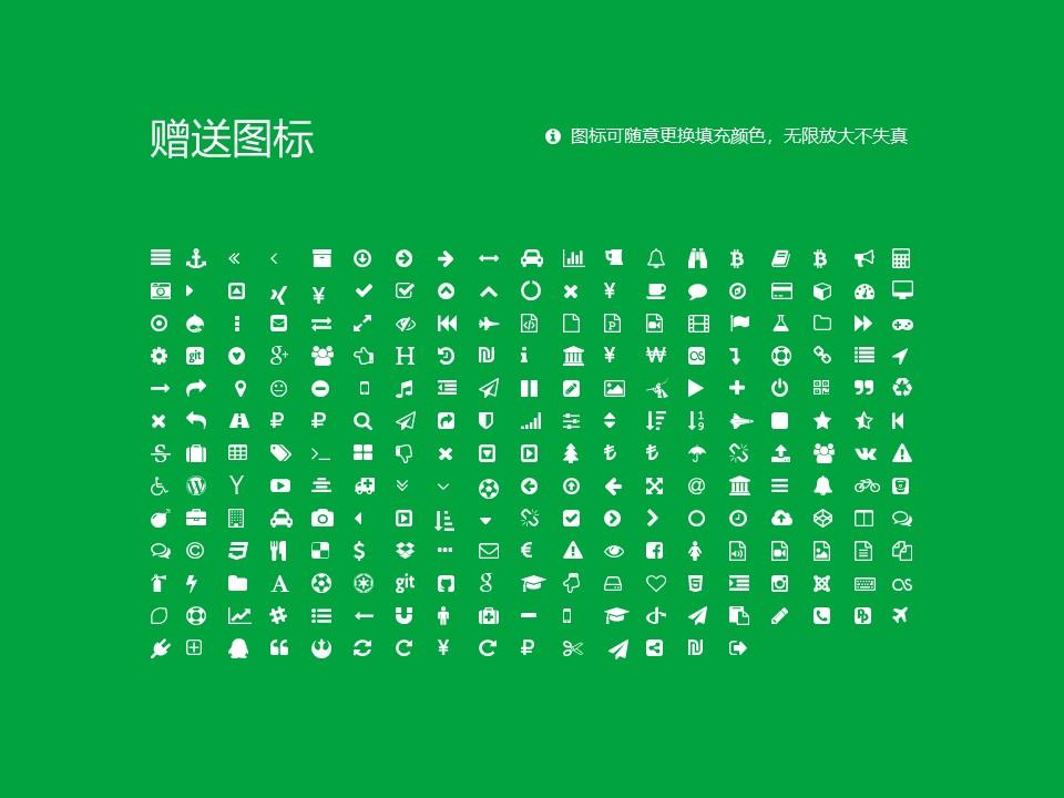 红河卫生职业学院PPT模板下载_幻灯片预览图34