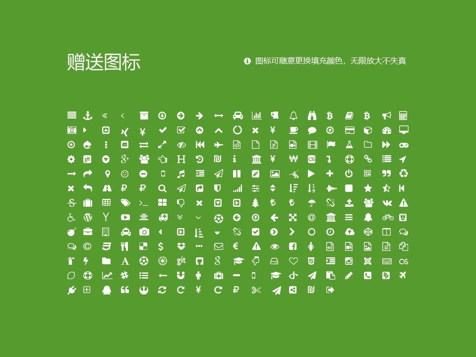 湖南现代物流职业技术学院PPT模板下载_幻灯片预览图33