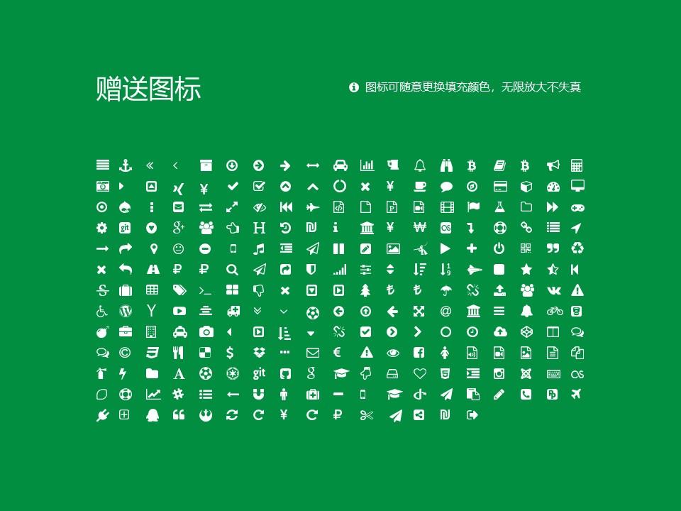 云南旅游职业学院PPT模板下载_幻灯片预览图34