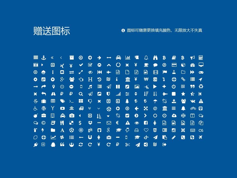 湖南电子科技职业学院PPT模板下载_幻灯片预览图33