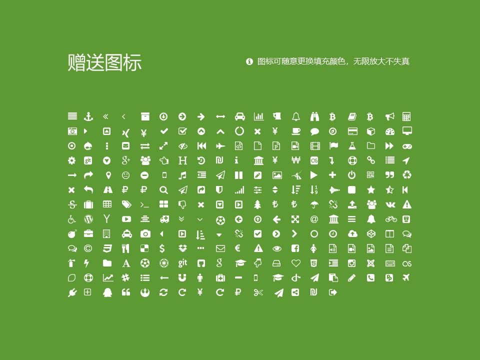 山东中医药高等专科学校PPT模板下载_幻灯片预览图34