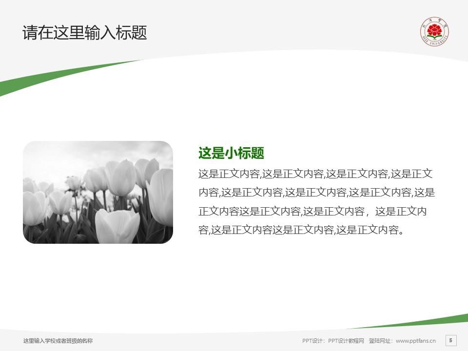 菏泽学院PPT模板下载_幻灯片预览图27