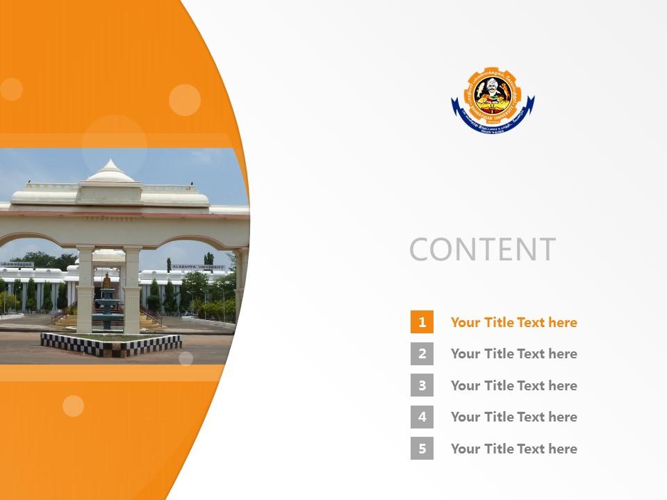 Bharathiar University powerpoint template download | 巴拉蒂尔大学PPT模板下载_slide2
