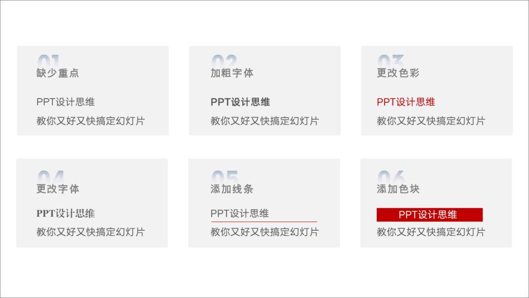 万能的PPT排版规律助你轻松做出高大上的幻灯片