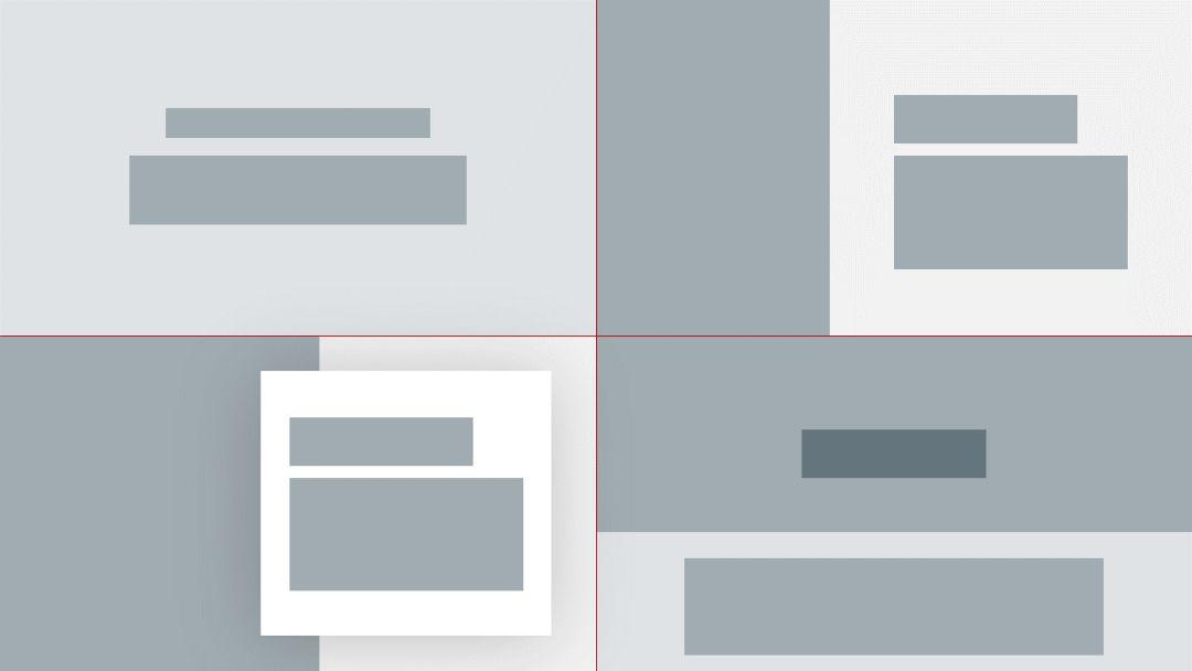 套用这些经典PPT版式,小白也能做好幻灯片