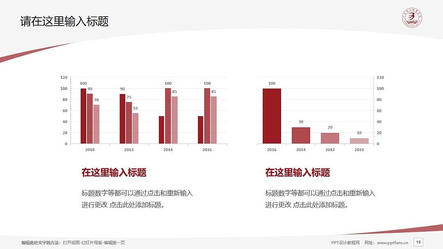 山东商务职业学院PPT模板下载_幻灯片预览图15