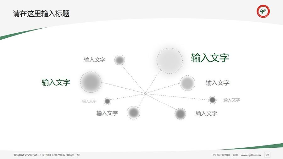 广州大学PPT模板下载_幻灯片预览图28