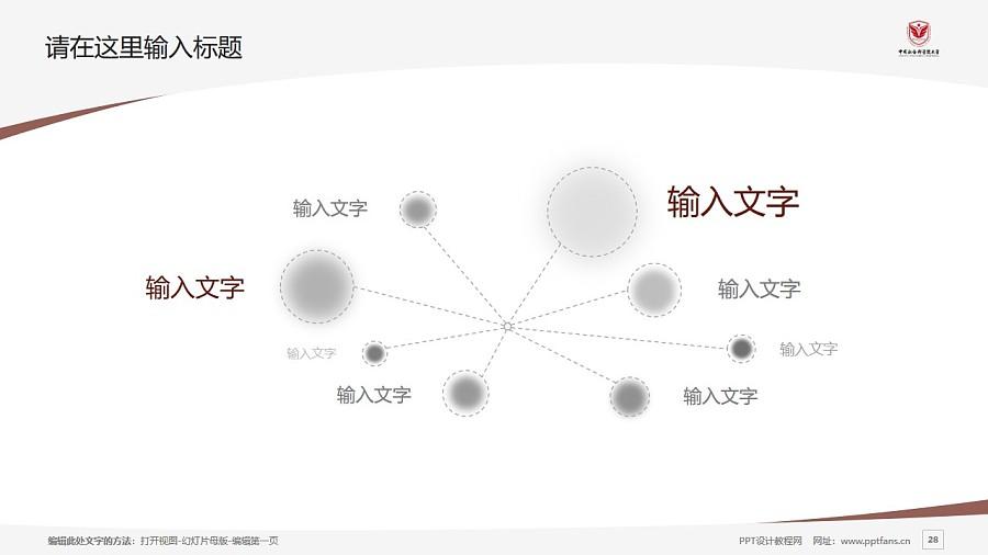 中国社会科学院大学PPT模板下载_幻灯片预览图28