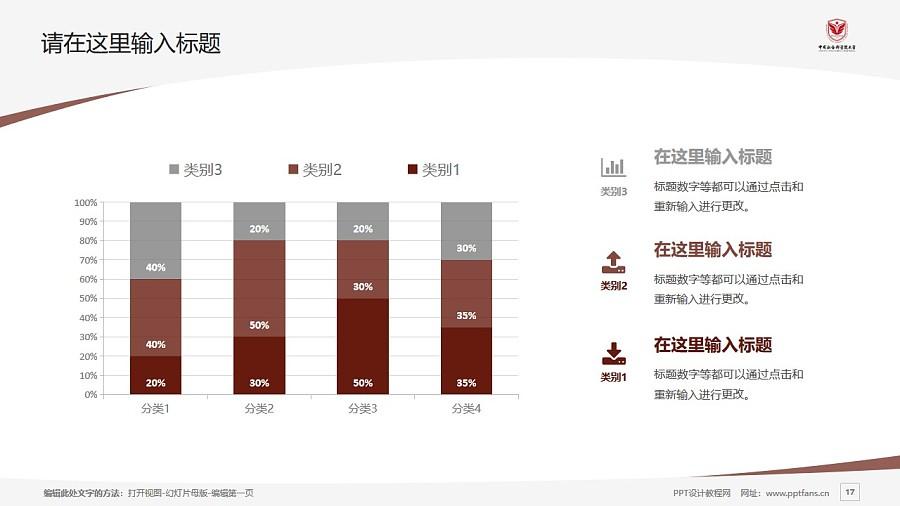 中国社会科学院大学PPT模板下载_幻灯片预览图17